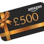 WIN A £500 AMAZON GIFT CARD! (UK)