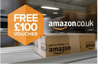 BECOME A MYSTERY SHOPPER FOR AMAZON AND WIN A 100 POUND VOUCHER
