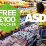BECOME A MYSTERY SHOPPER FOR ASDA TO WIN A £100 GIFT CARD! (UK)