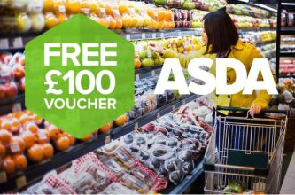 BECOME A MYSTERY SHOPPER FOR ASDA AND WIN A 100 POUND VOUCHER-