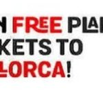 WIN FREE PLANE TICKETS TO MALLORCA! (UK)