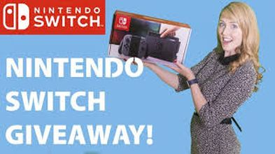 nintendo switch giveaway