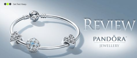 test, review and keep pandora jewllery free-