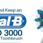 WIN A FREE ORAL B ELECTRIC TOOTHBRUSH! (UK)