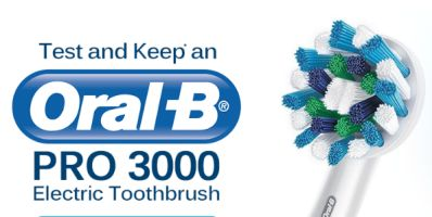 try and keep oral b toothbrush