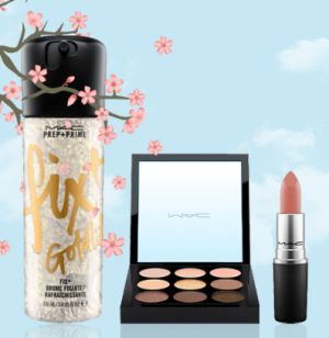 win 100 pounds worth of mac products