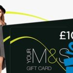 WIN A MARKS & SPENCER GIFTCARD WORTH £1000! (UK)