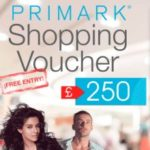 WIN A £250 SHOPPING SPREE AT PRIMARK! (UK)