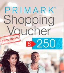 win 250 primark shopping spree-