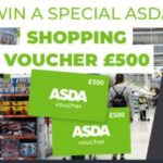 WIN £500 TO SPEND AT ASDA! (UK)
