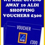 WIN A £300 ALDI VOUCHER! (UK)