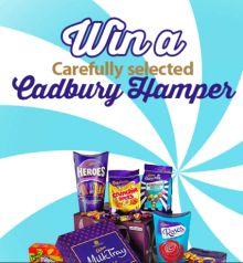 win a cadburys hamper