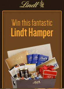win lindt easter hamper