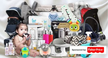 win up to 3000 pounds worth of baby prizes