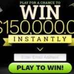 WIN $150,000 CASH FOR FREE!!-SWEEPSTAKES (USA)