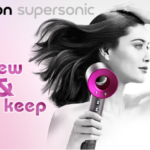 WIN A DYSON SUPER SONIC HAIRDRYER! (UK)