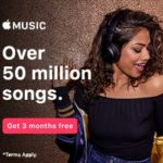 APPLE MUSIC- 3 MONTH FREE TRIAL! (UK)