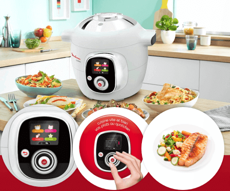 get a cookeo robot free