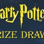 HARRY POTTER PRIZE DRAW! (UK)