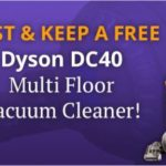 WIN A DYSON DC40 VACUUM CLEANER FOR FREE! (UK)
