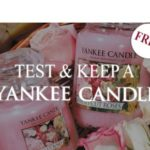 WIN A FREE YANKEE CANDLE! (UK)