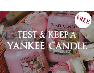 win a free yankee candle