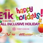 WIN £1000 TOWARDS AN ALL INCLUSIVE HOLIDAY! (UK)