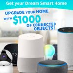 WIN $1000 WORTH OF SMARTHOME PRODUCTS! (US)
