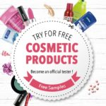 FREE COSMETIC PRODUCTS! (US)