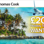 WIN A THOMAS COOK CRUISE FOR FREE! (UK)