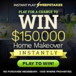 WIN A $150,000 HOME MAKEOVER FREE! (US)