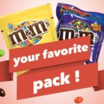 WIN A PACK OF M&MS FOR FREE! (US)