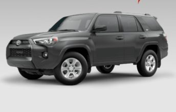 WIN A FREE TOYOTA CAR! (UK)